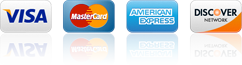 Accept Credit Cards Including Visa Mastercard American Express Discover